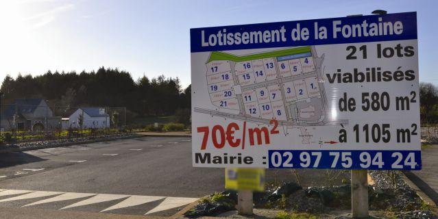 S'installer à Saint-Guyomard